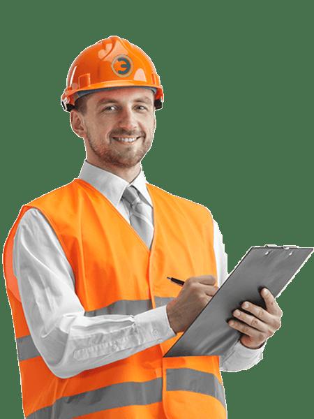 В нашей организации приоритетным направлением является строительный процесс